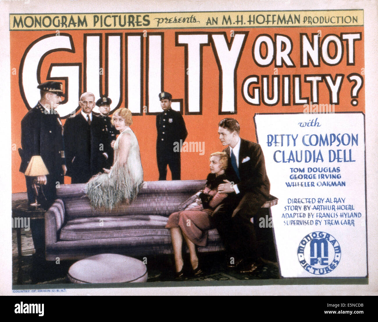 guilty or not