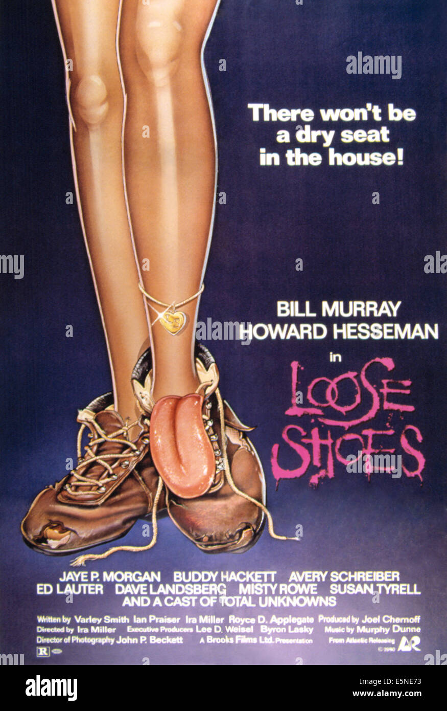 LOOSE SHOES, 1980 - Stock Image