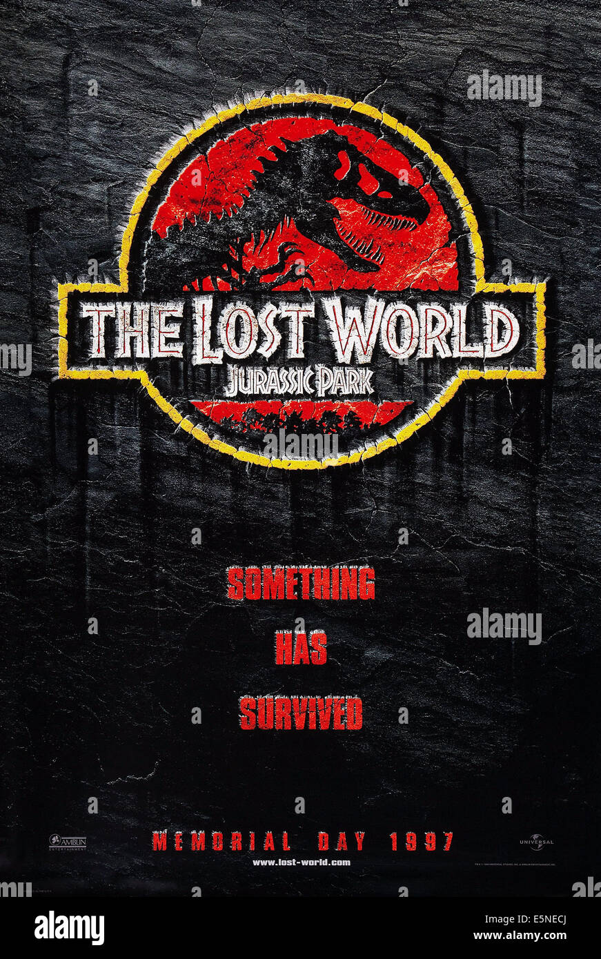 The Lost World Jurassic Park 1997 Universal Courtesy Everett Collection