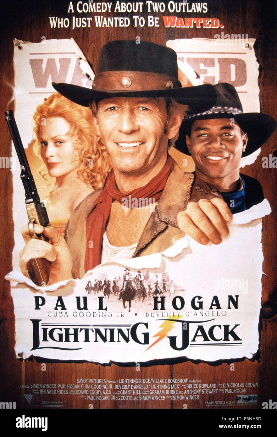 Lightning Jack Deutsch