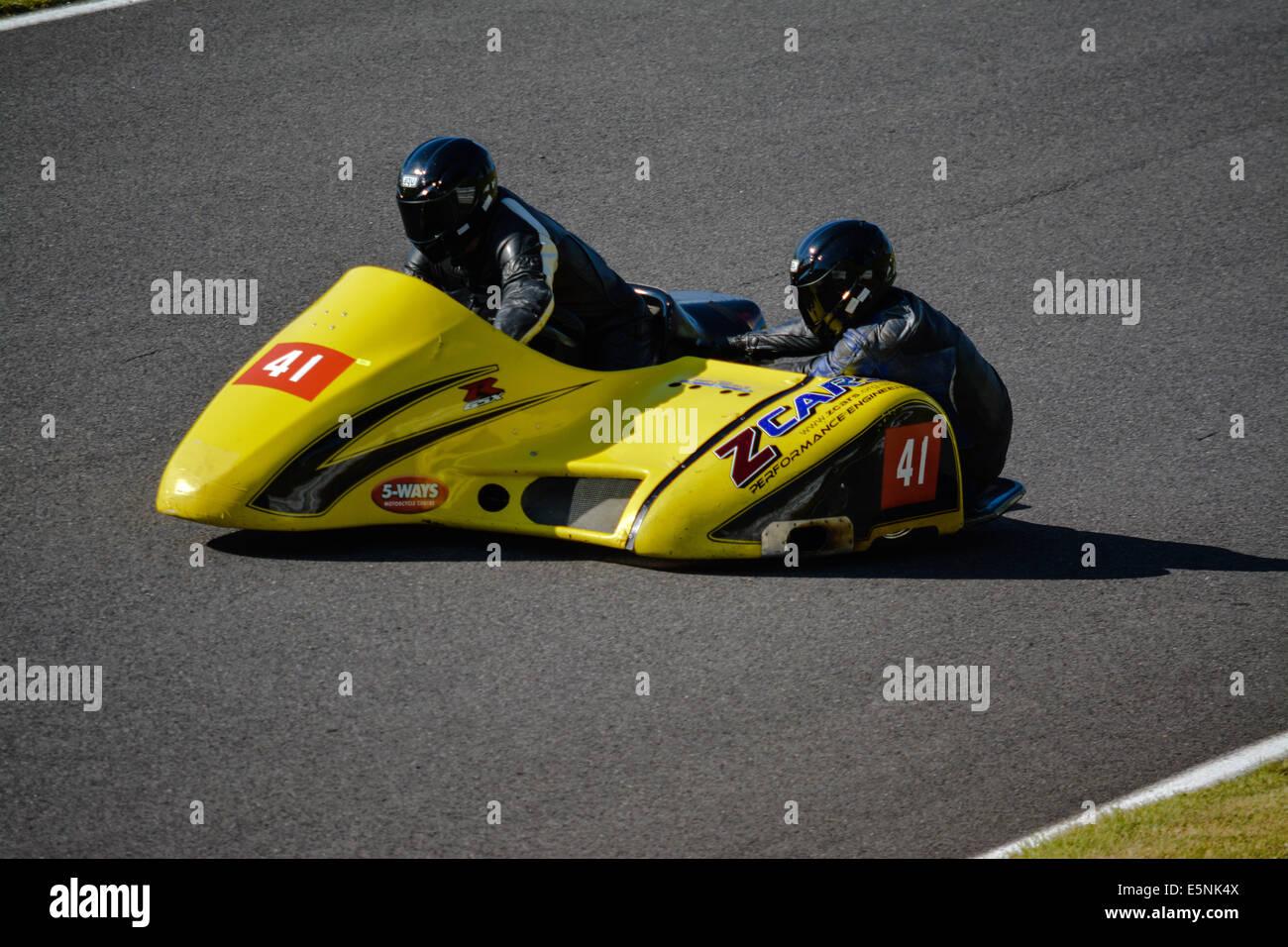Racing Sidecar Stock Photos Images Alamy Tt2011 Sidecars Image