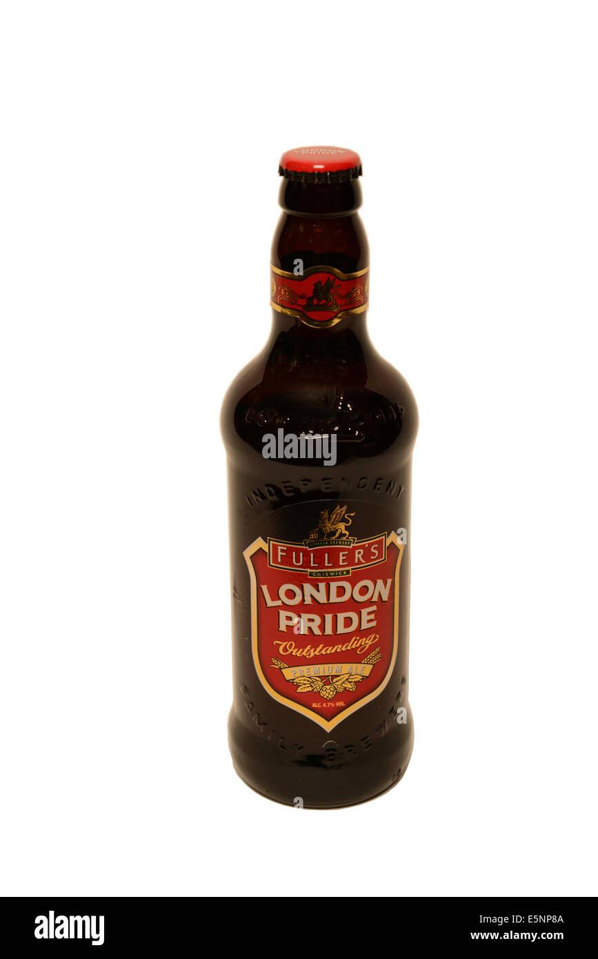 Fullers London Pride - Stock Image