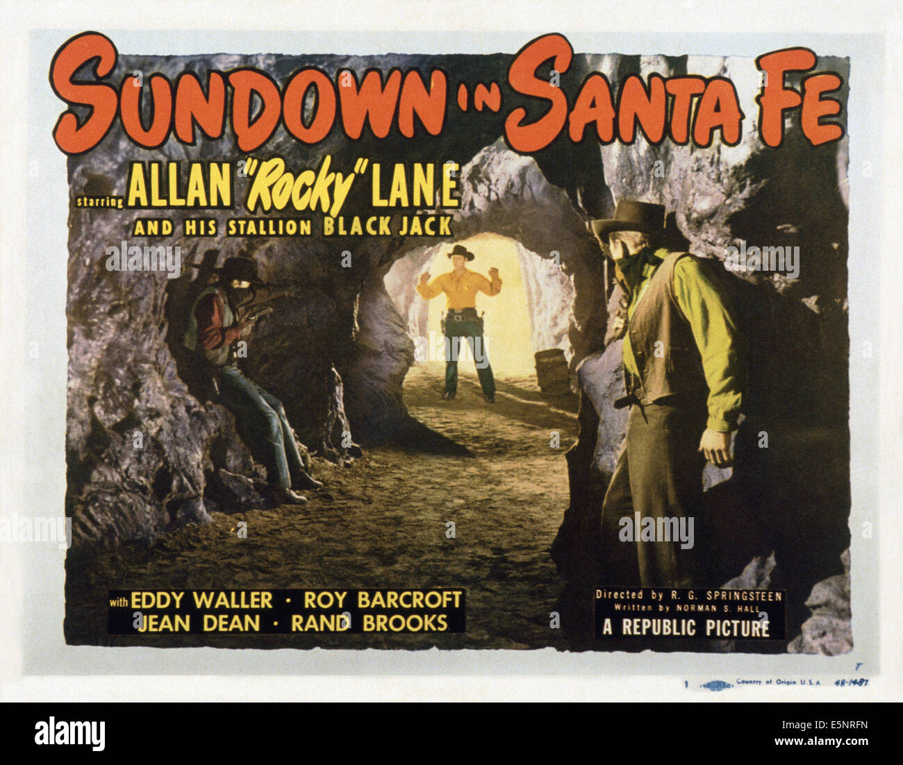 sundown-in-santa-fe-us-lobbycard-1948-E5