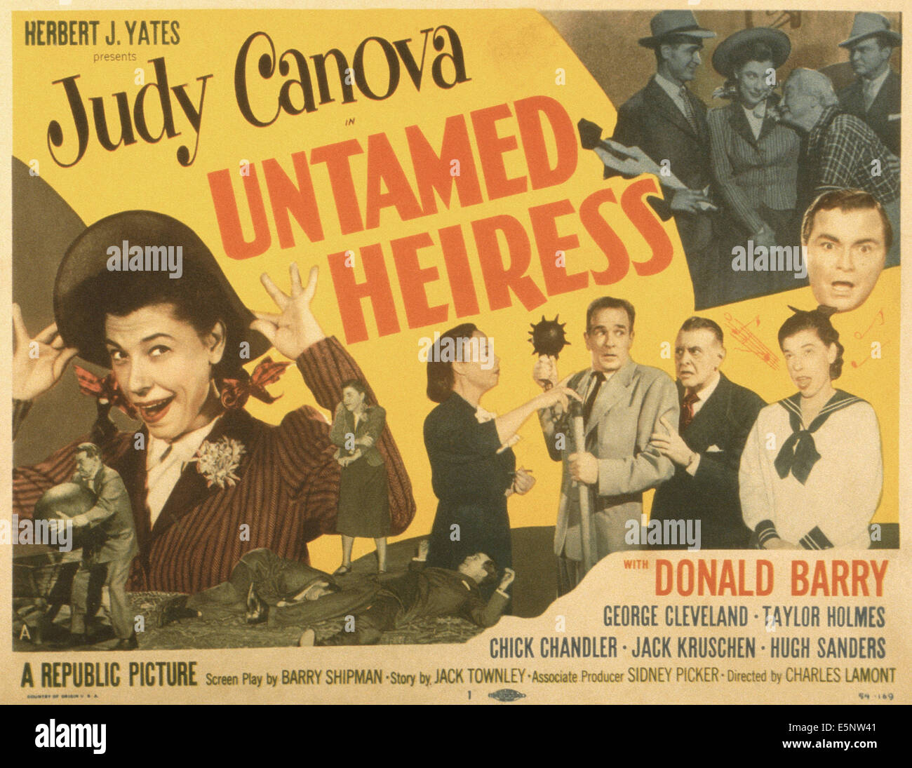 Judy Canova High Resolution Stock Photography And Images Alamy She is an actress and writer, known for soap (1977), throb (1986) and the love boat (1977). https www alamy com stock photo untamed heiress us poster judy canova left center from left ellen 72395457 html