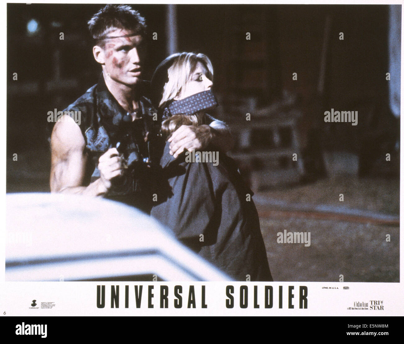 In search of a universal soldier, 1941, USA