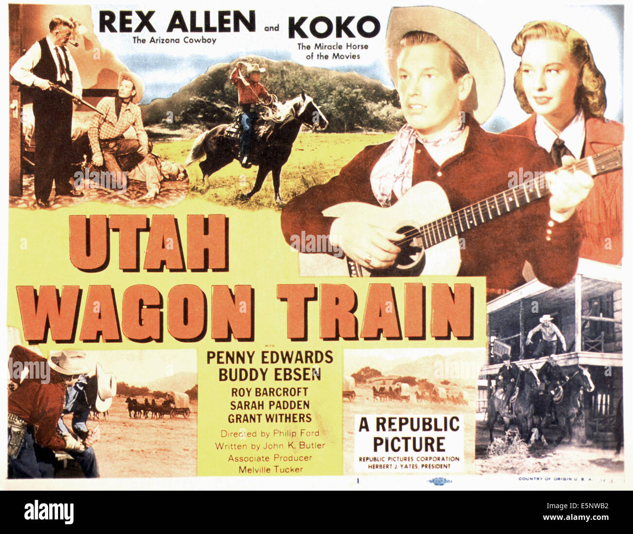 utah-wagon-train-us-poster-rex-allen-gui