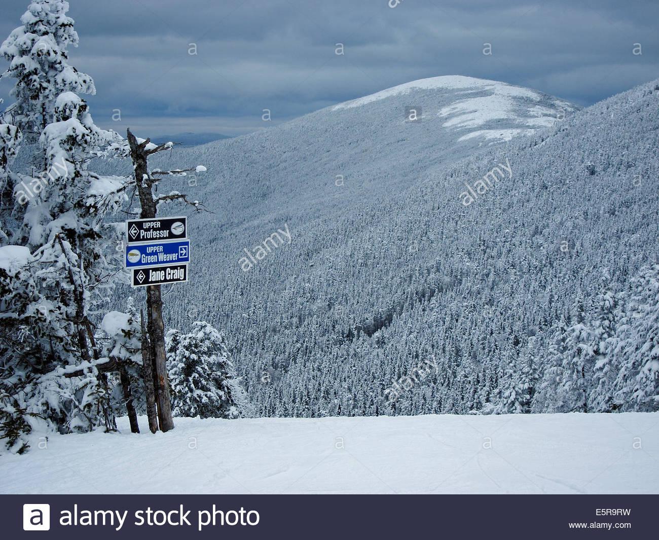 saddleback ski area stock photos & saddleback ski area stock images