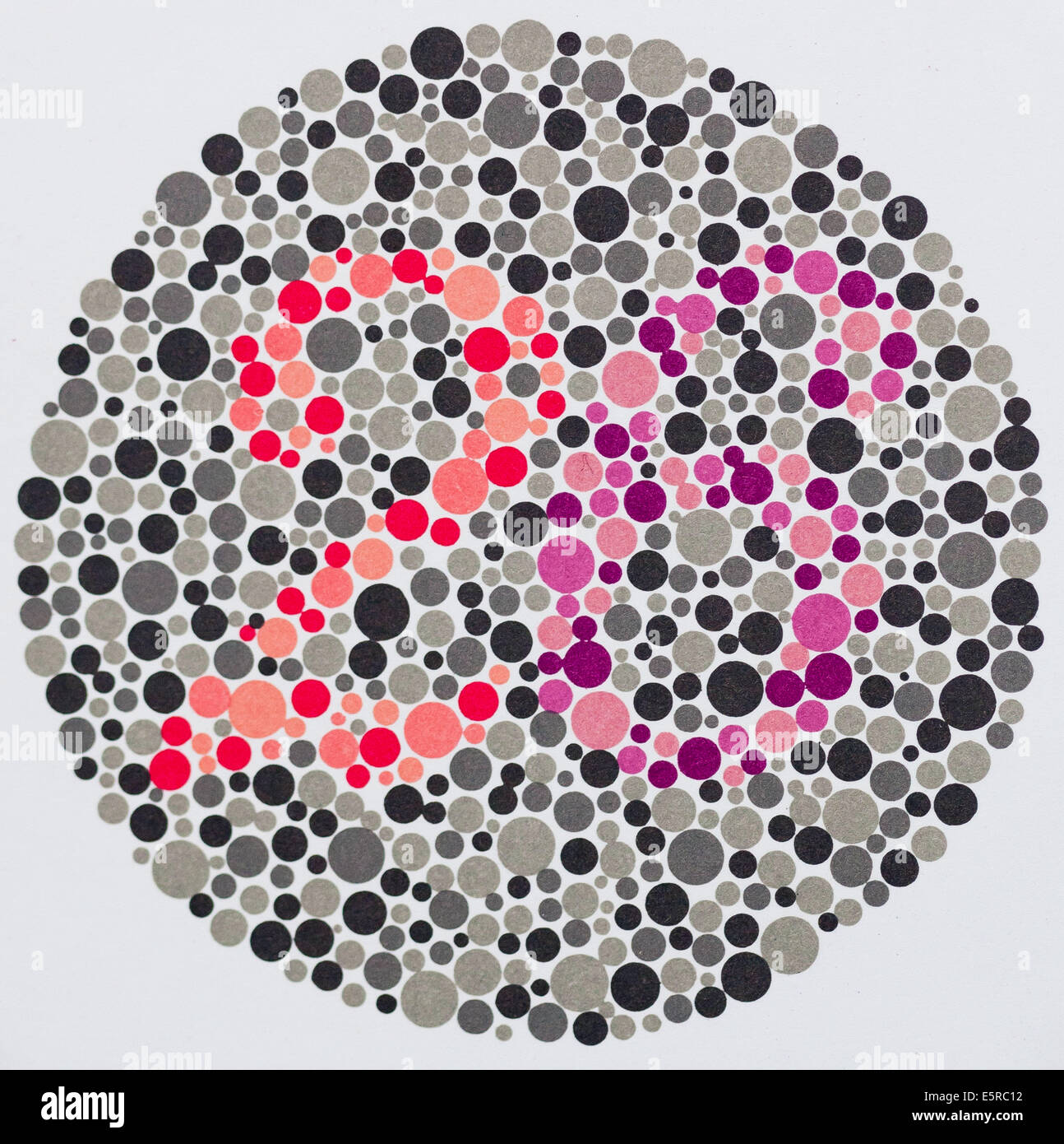 Color Blindness Stock Photos & Color Blindness Stock Images - Alamy
