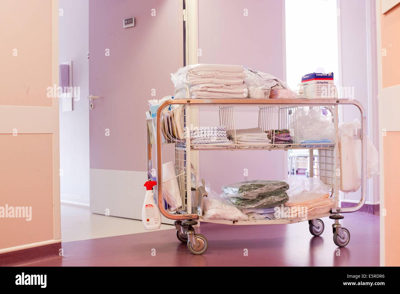 Gynaecology Emergency Room