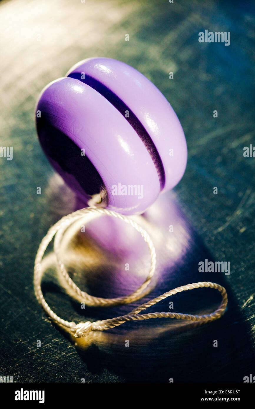 Yo-yo Stock Photo