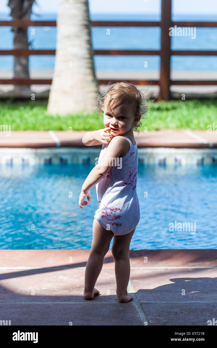 20 month old baby girl Stock Photo: 72443207 - Alamy