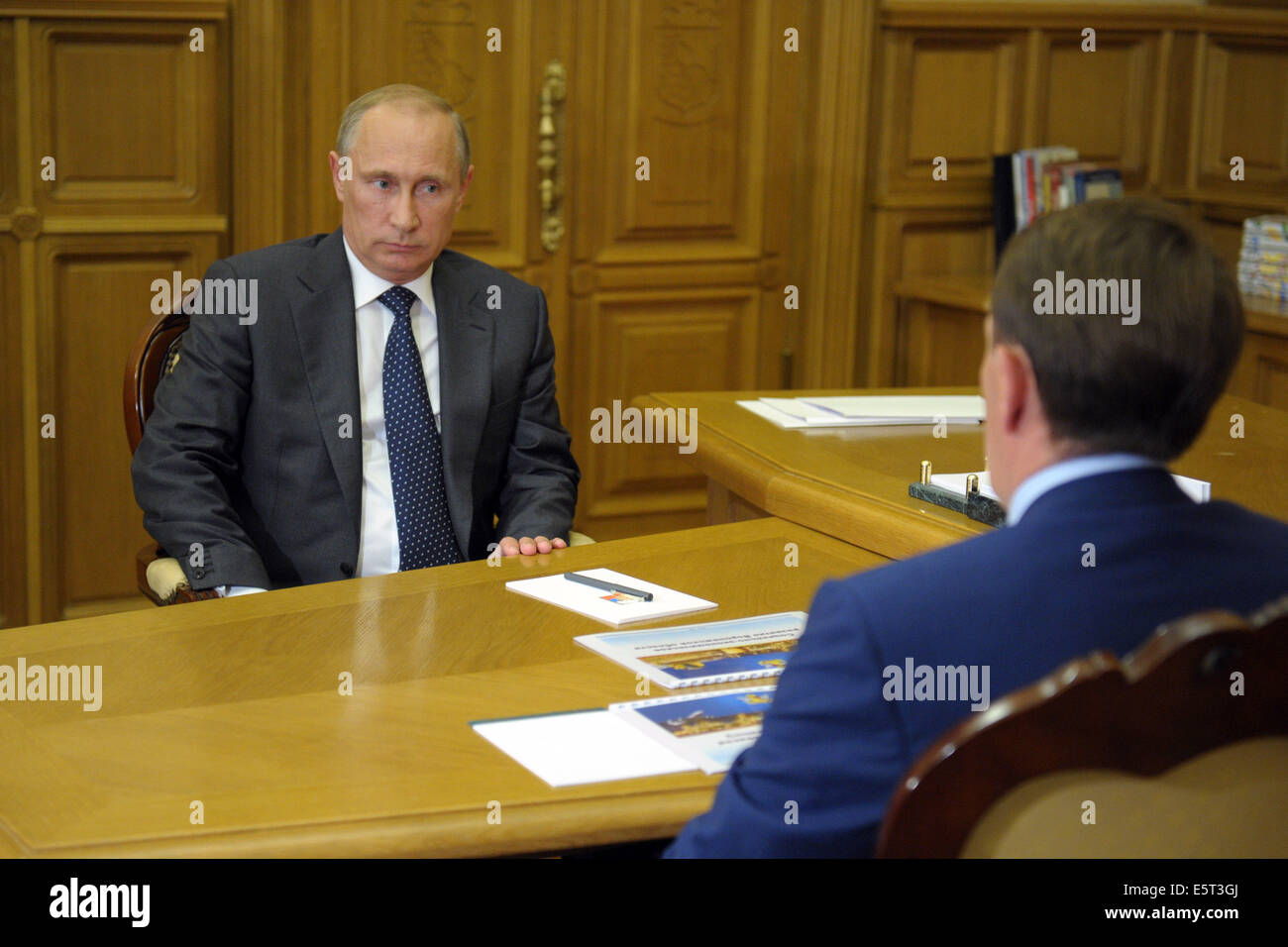 Vladimir: parliament against governor 17