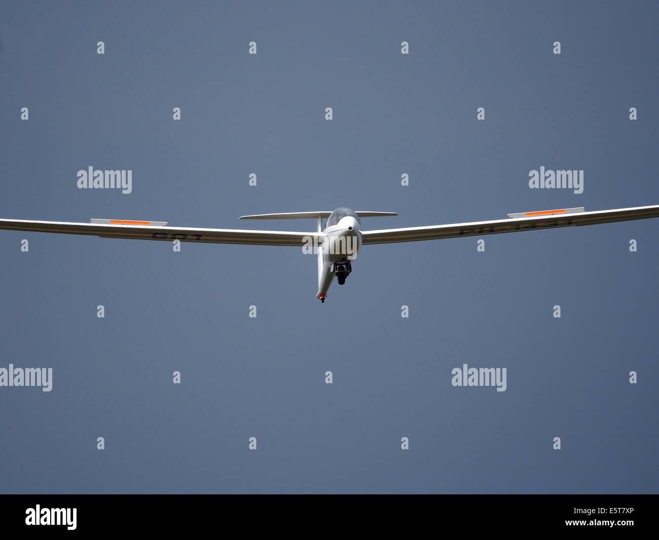 PH-1431 DG Flugzeugbau DG-1000S at Hilversum Airport (ICAO EHHV), photo3 - Stock Image