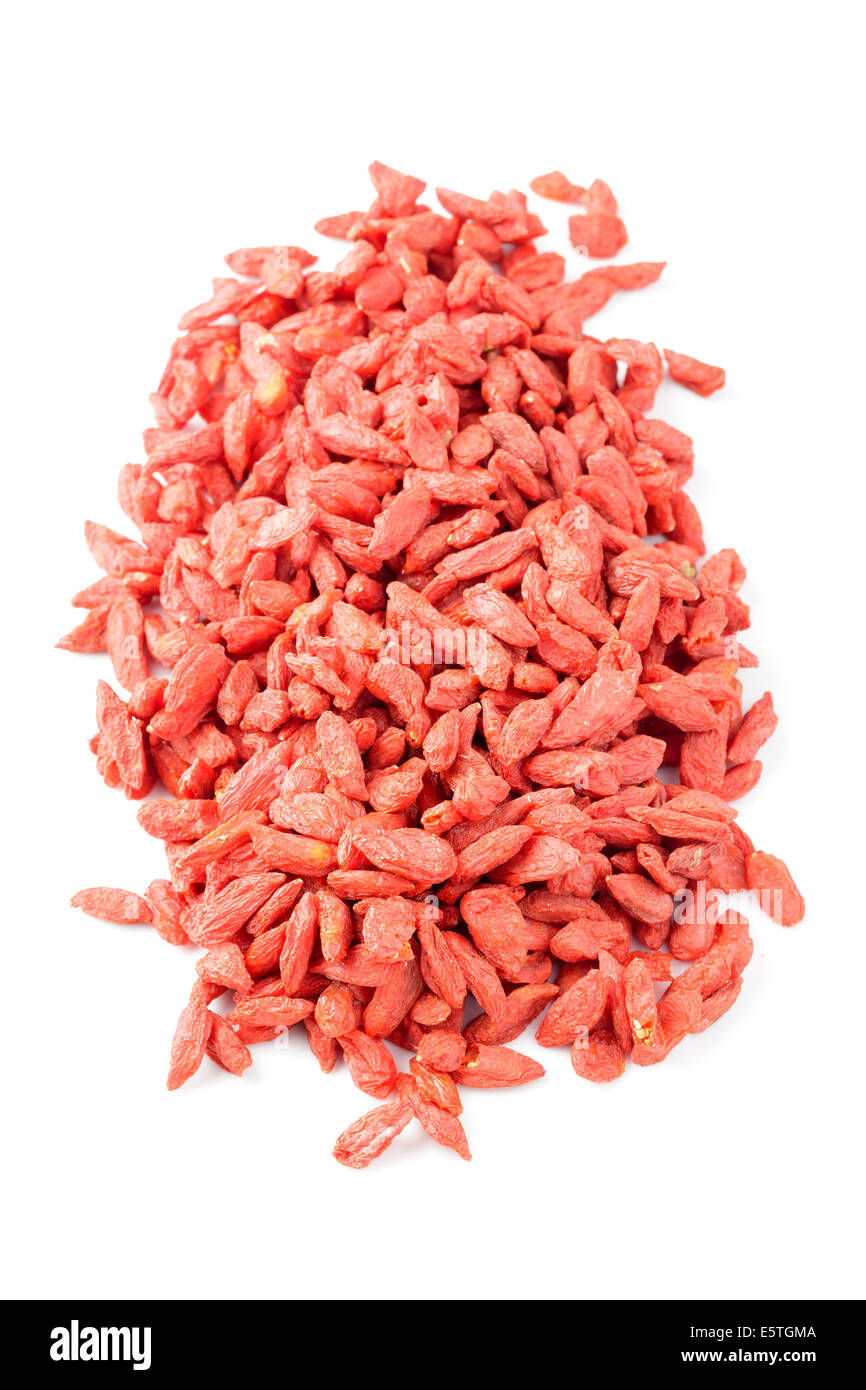 Goji Berries - Stock Image