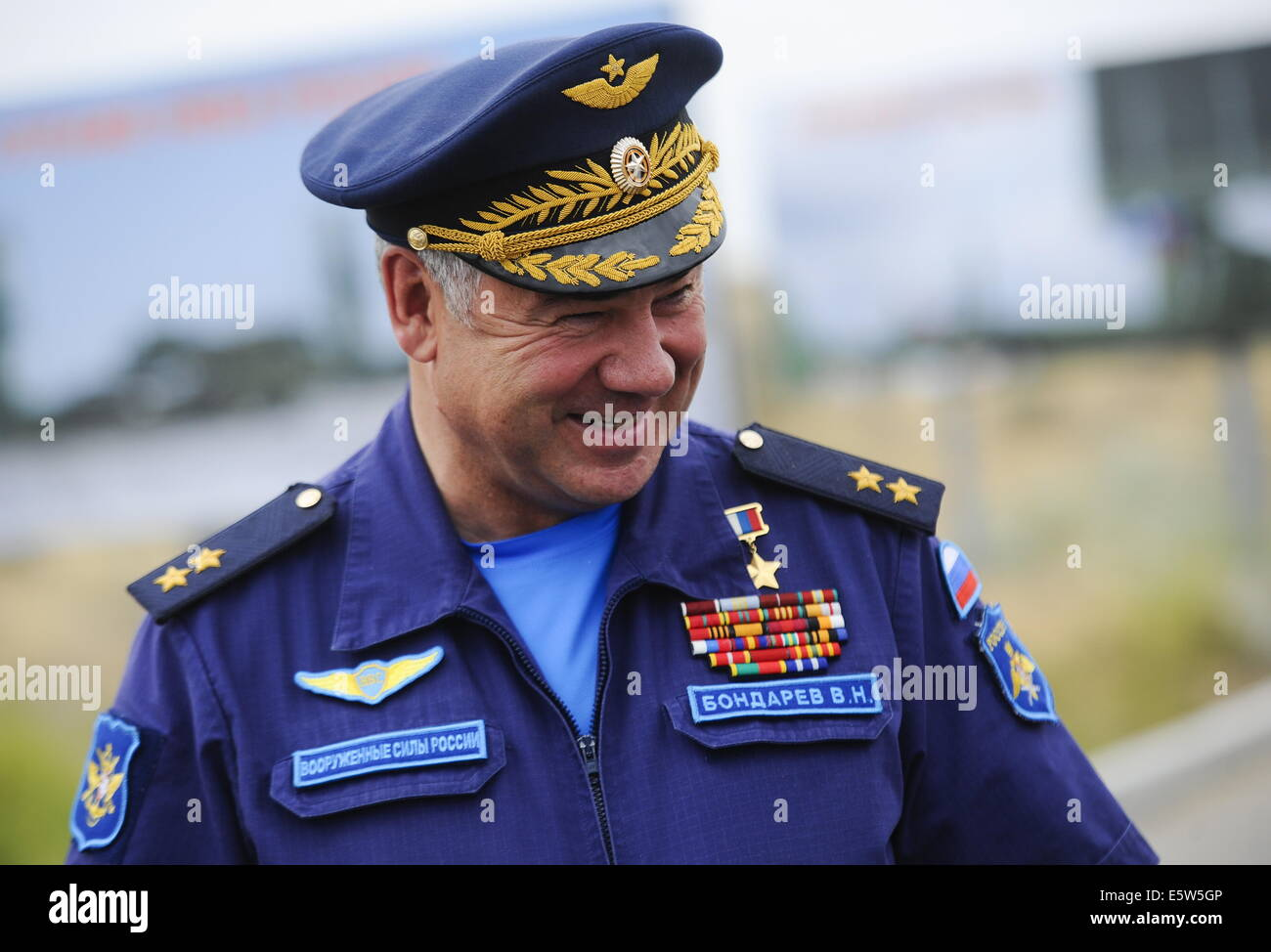 Victor Bondarev: biography of the great pilots and commander