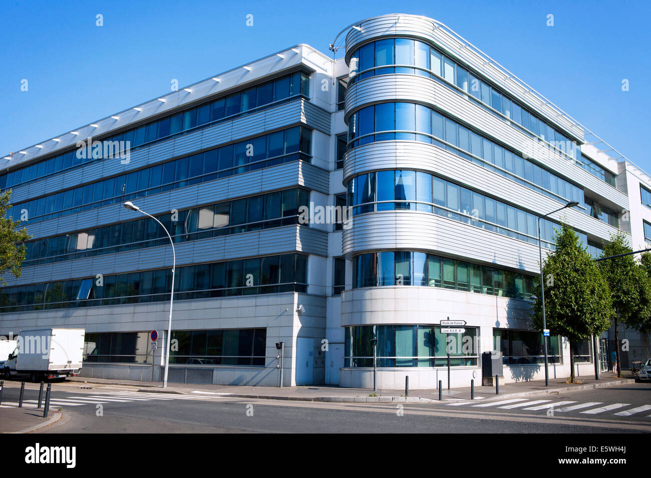 Biomedicine agency - Stock Image