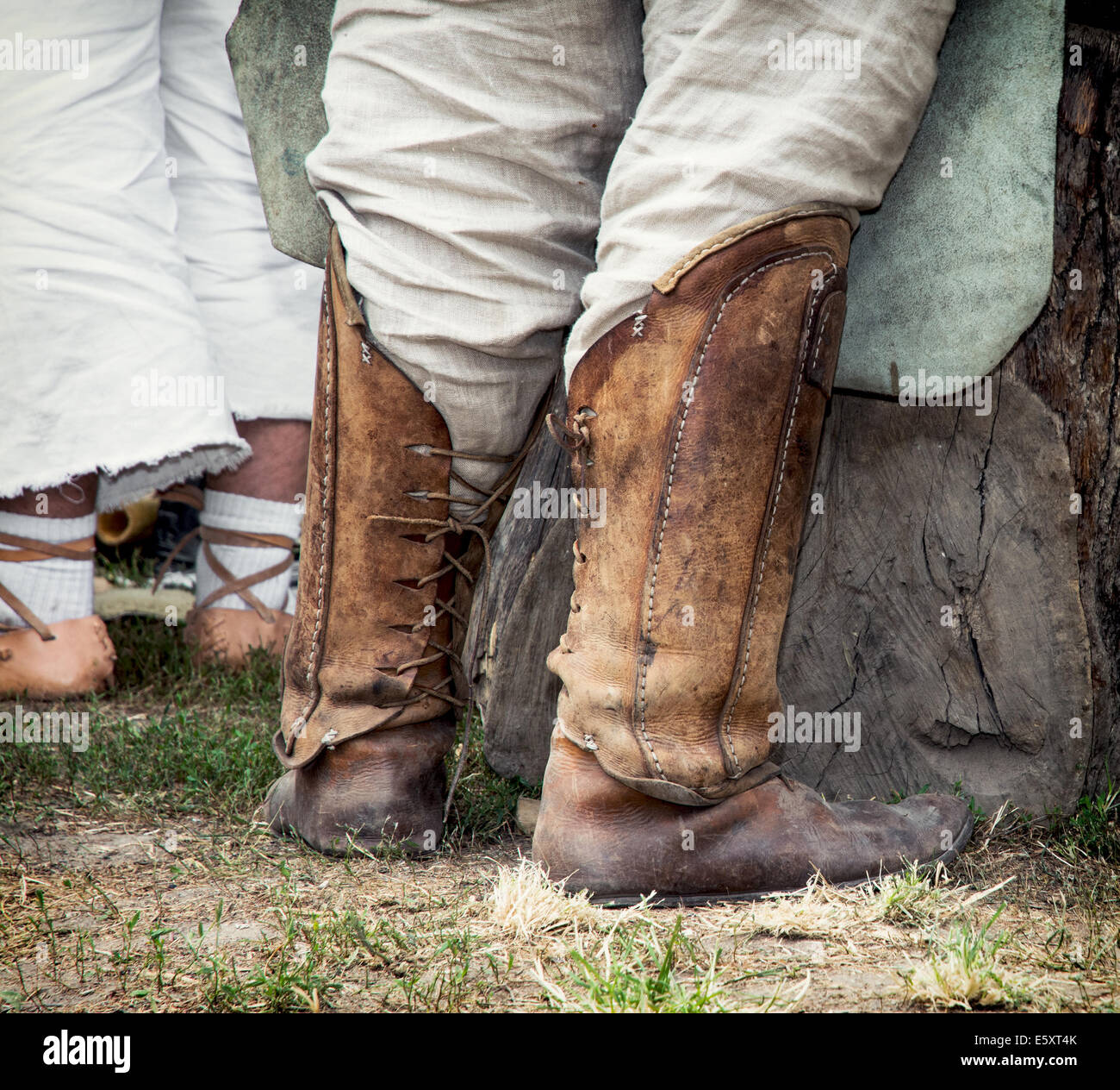 df27512081e70 Historical Shoes Stock Photos & Historical Shoes Stock Images - Alamy