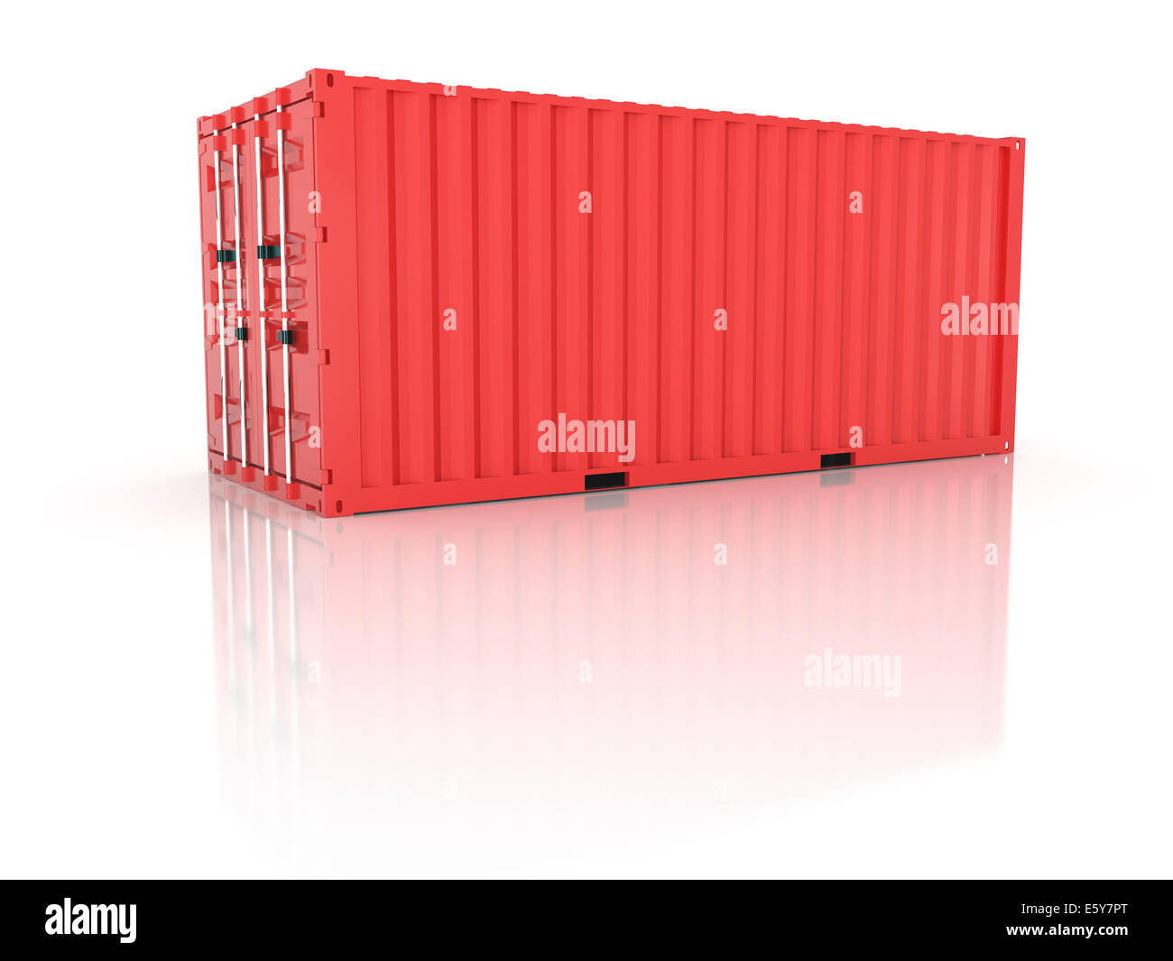 Container Ship Cut Out Stock Images & Pictures - Alamy