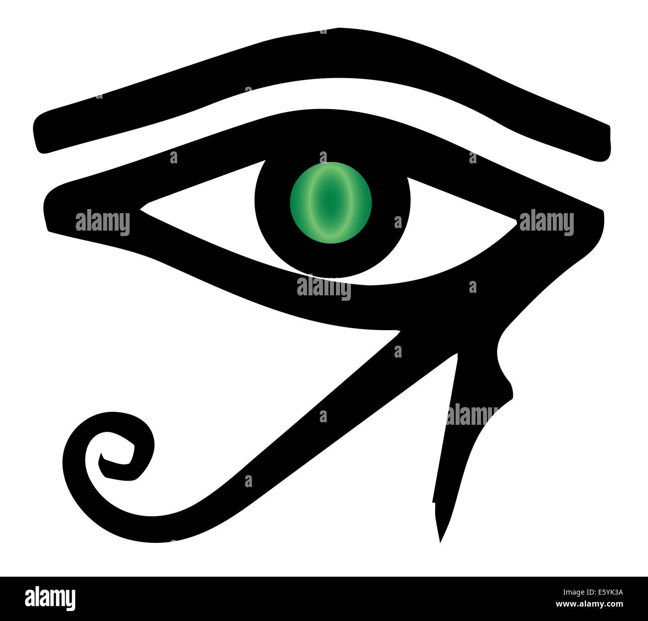 Egyptian Eye Mountain