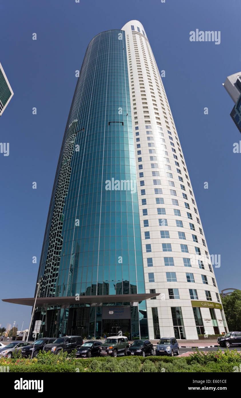 Ascott Park Place Dubai - Stock Image