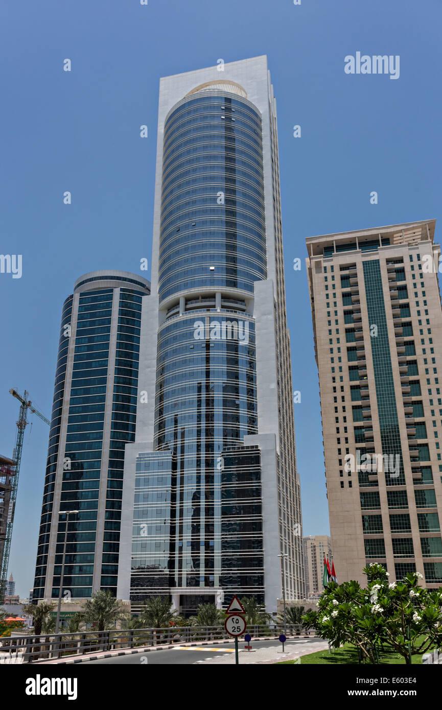 Goldcrest Executive Tower - Stock Image