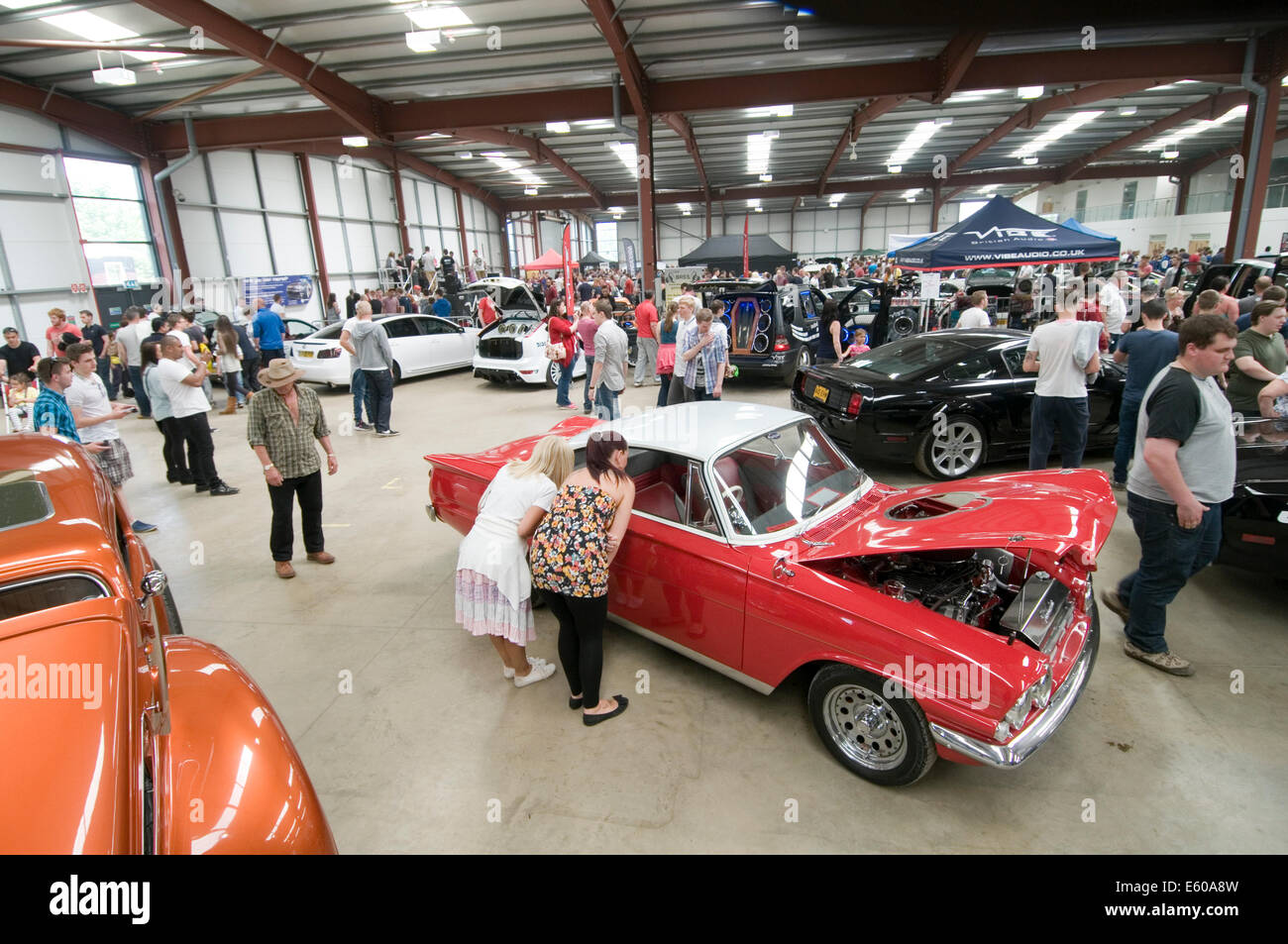 Indoor Car Show Stock Photos Indoor Car Show Stock Images Alamy - Indoor car show