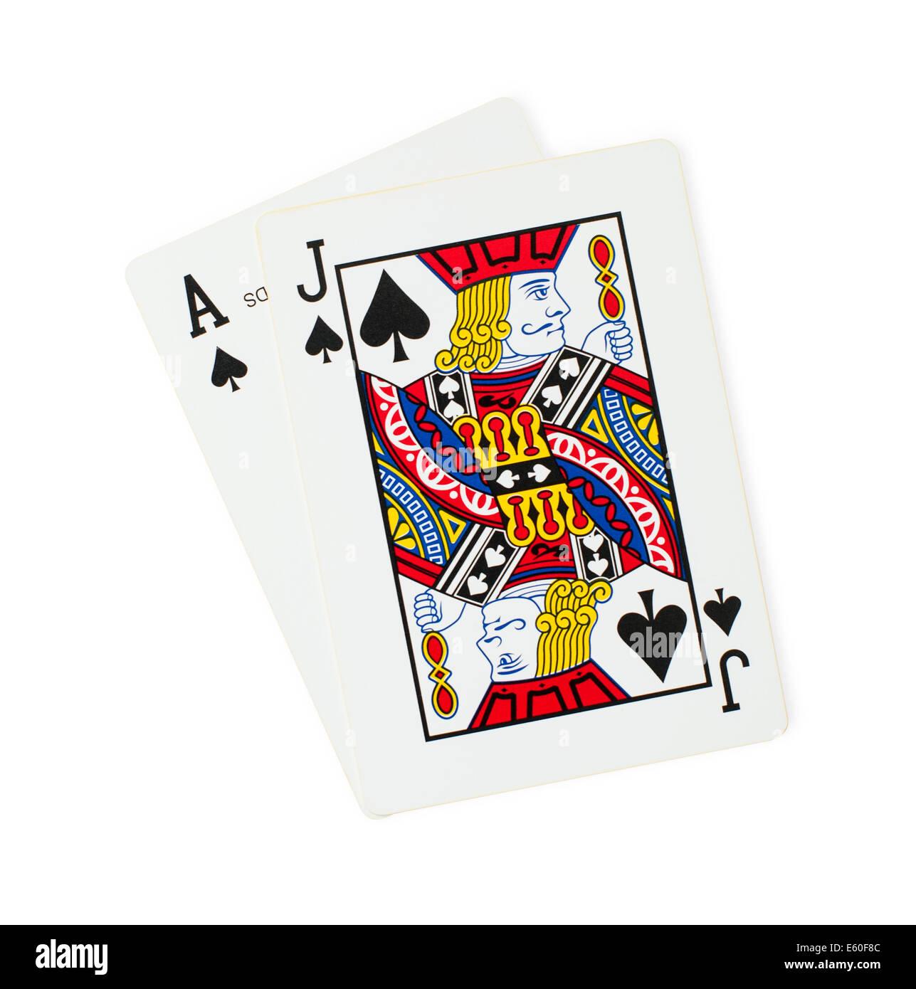 Karten Zahlen Black Jack