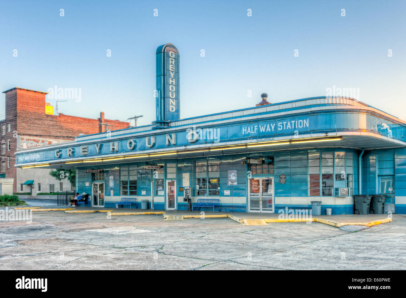 Greyhound Bus High Resolution Stock Photography And Images Alamy