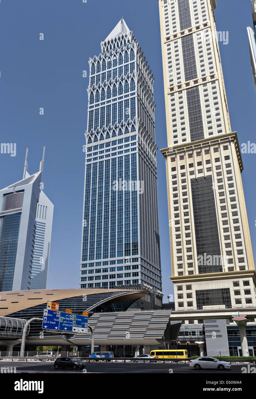 The Tower Dubai - Stock Image