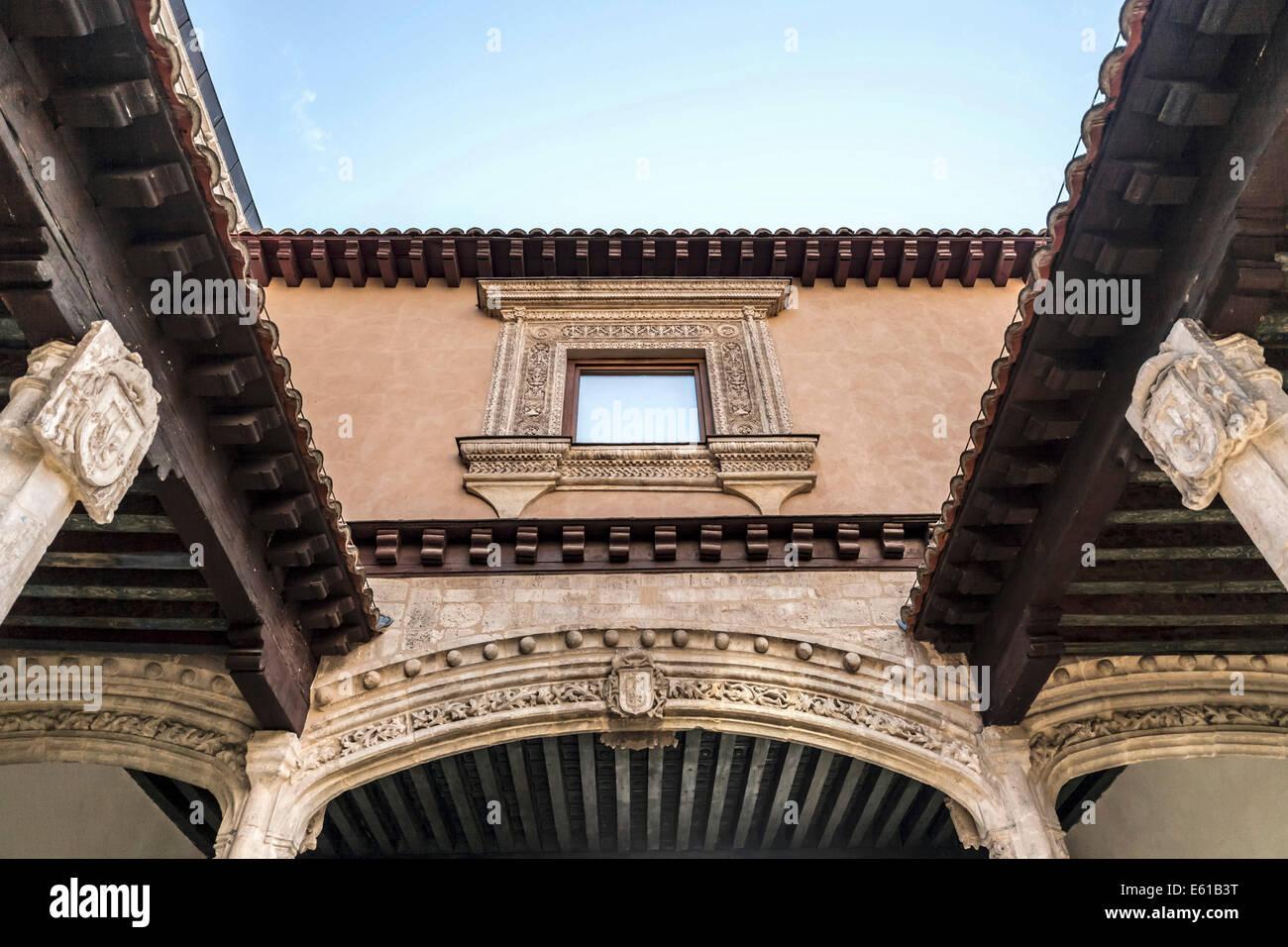 Valladolid,Castilla y Leon,Spain - Stock Image