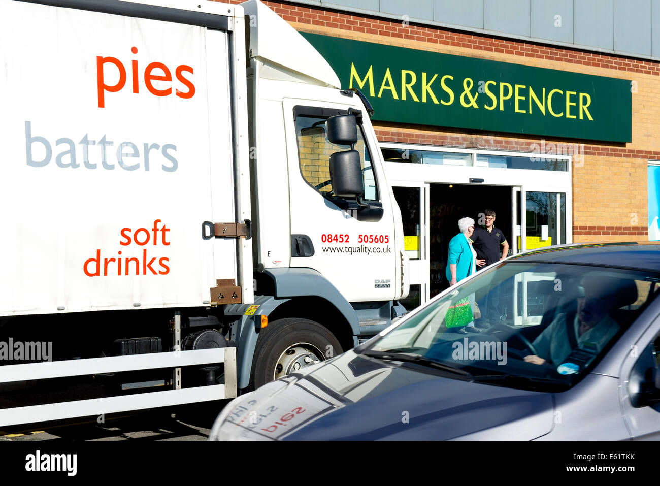 Marks And Spencer Food Delivery Europe