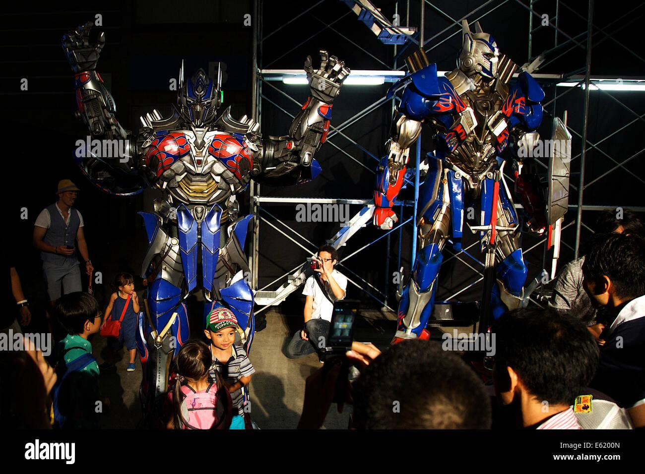 Transformers Optimus Prime Stock Photos & Transformers Optimus Prime