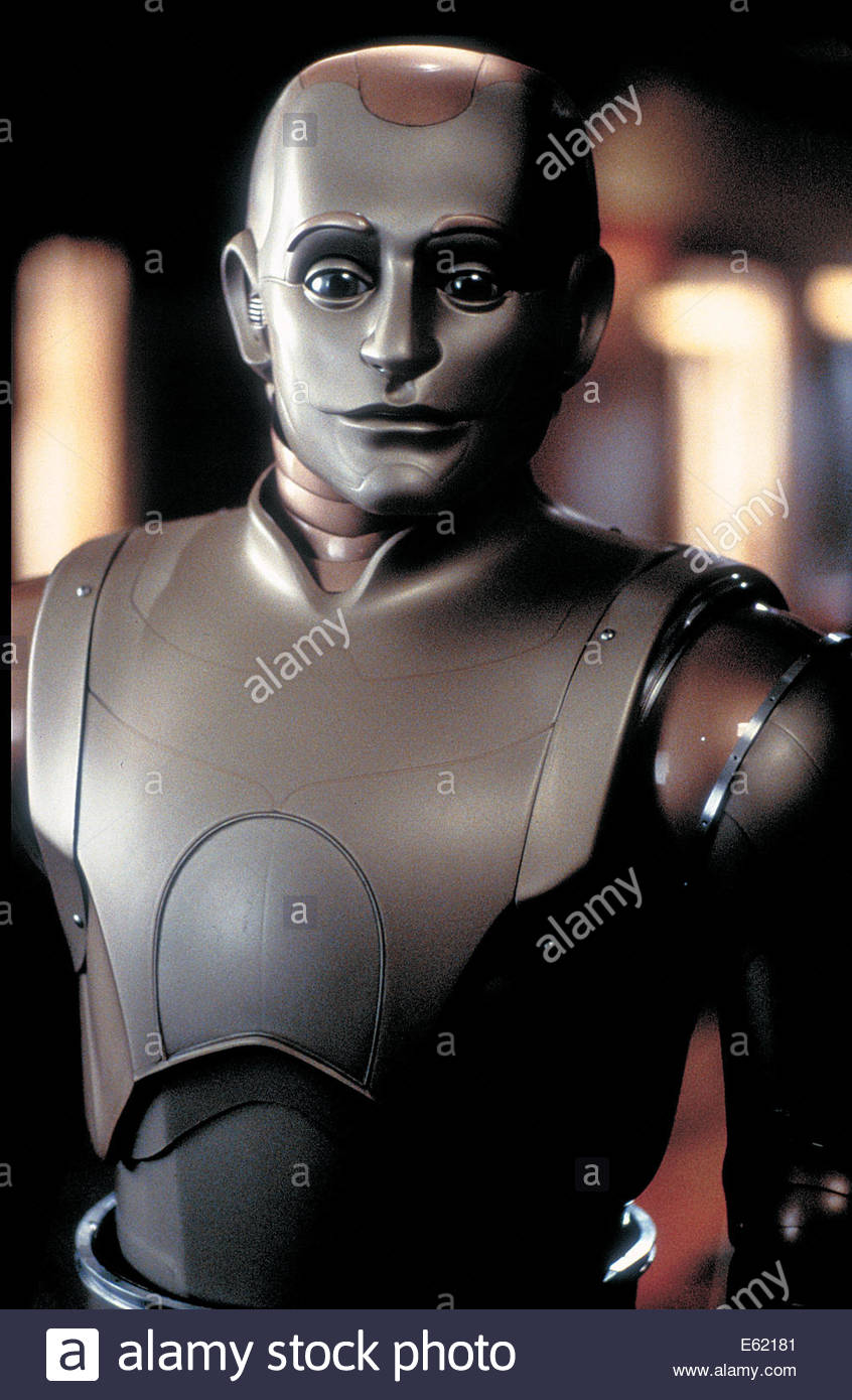 Bicentennial Man  (1999) PICTURED:  ROBIN WILLIAMS. Courtesy Granamour Weems Collection.  Editorial use only. Stock Photo