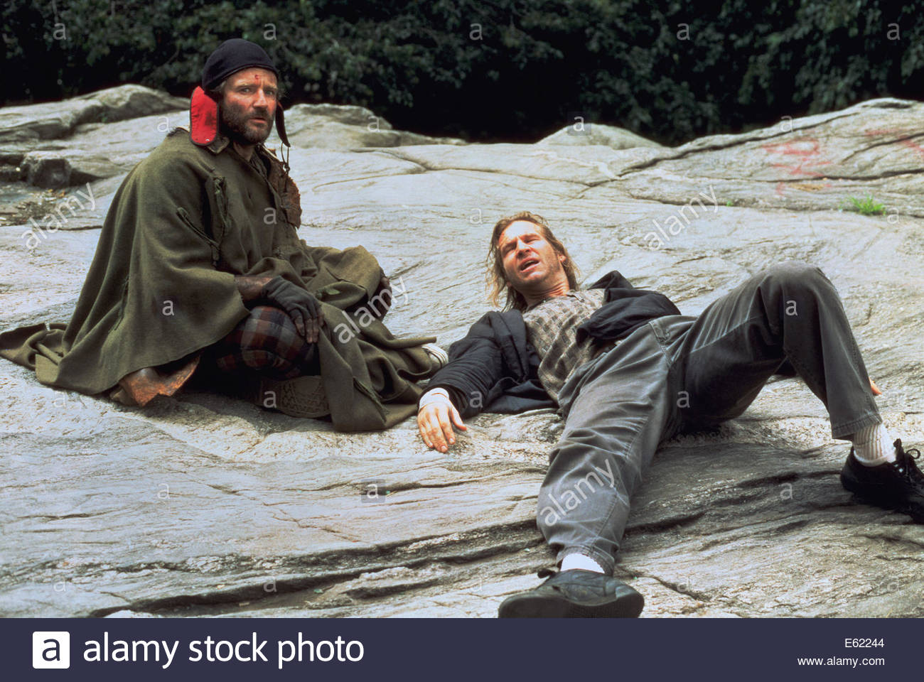 THE FISHER KING (1991)  Courtesy Granamour Weems Collection. - Stock Image