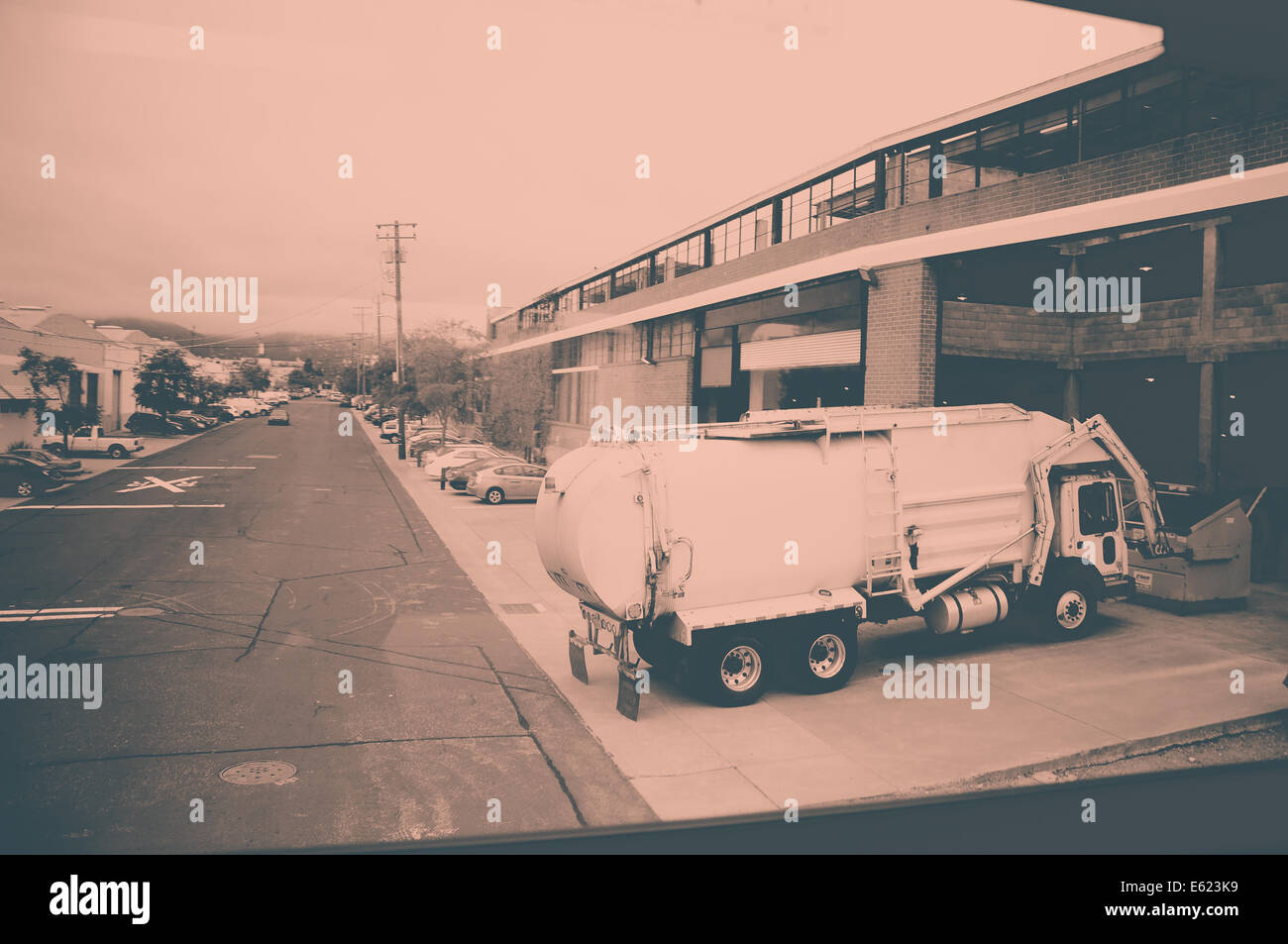 Garbage Truck Stock Photos Amp Garbage Truck Stock Images