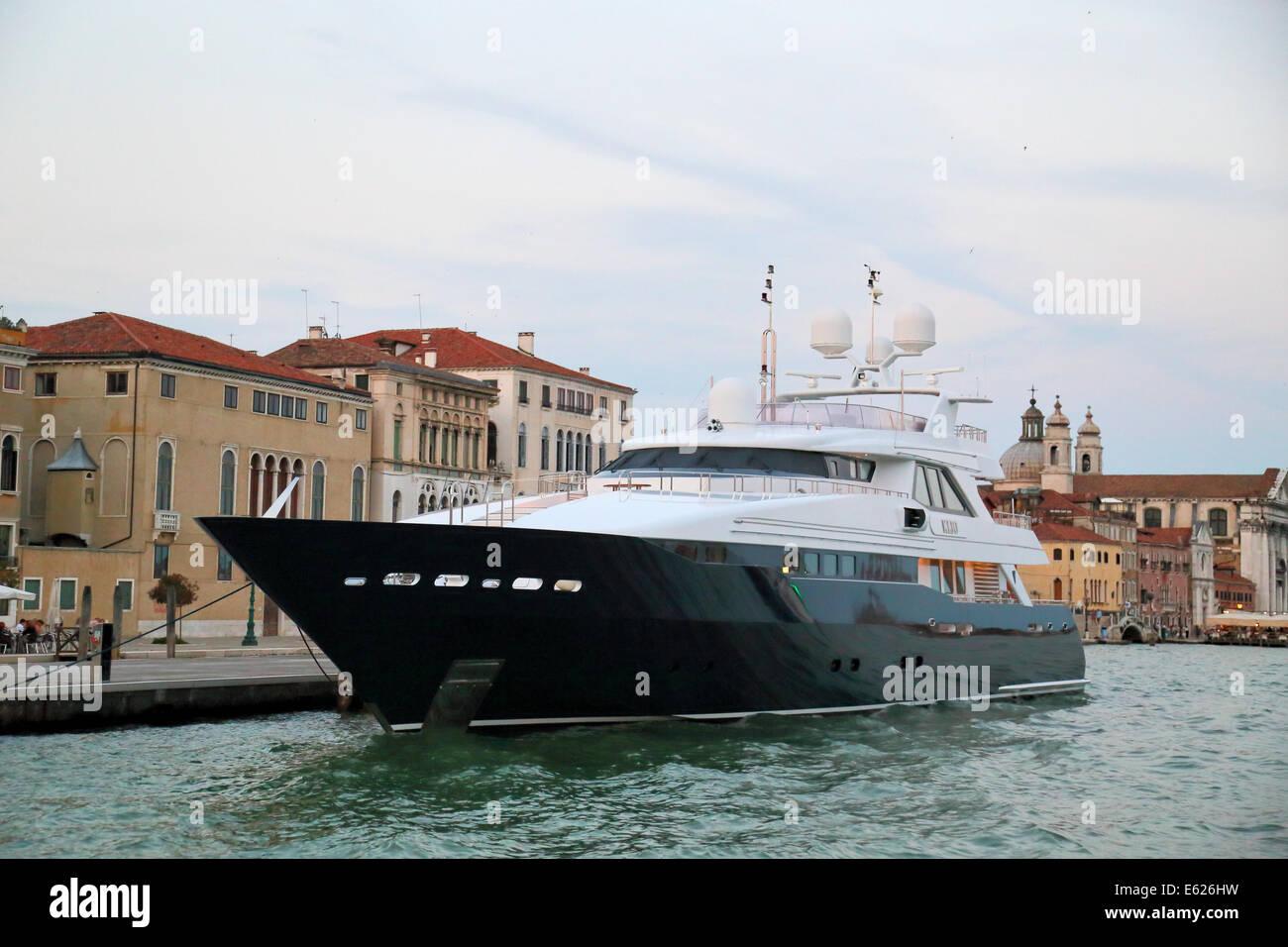 Yacht Kijo, IMO 9278038 - Stock Image