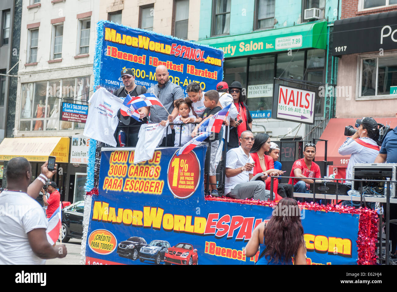Major World New York >> Auto Dealer Major World Sponsors A Float To Engage The