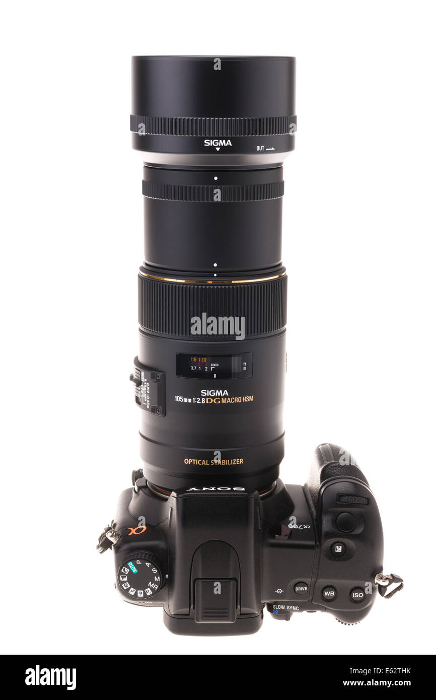 105mm Lens Stock Photos Images Alamy Sigma F14 Dg Hsm Art For Canon Ef Dslr Camera Zoom Design F 28 Macro Or Close Focusing