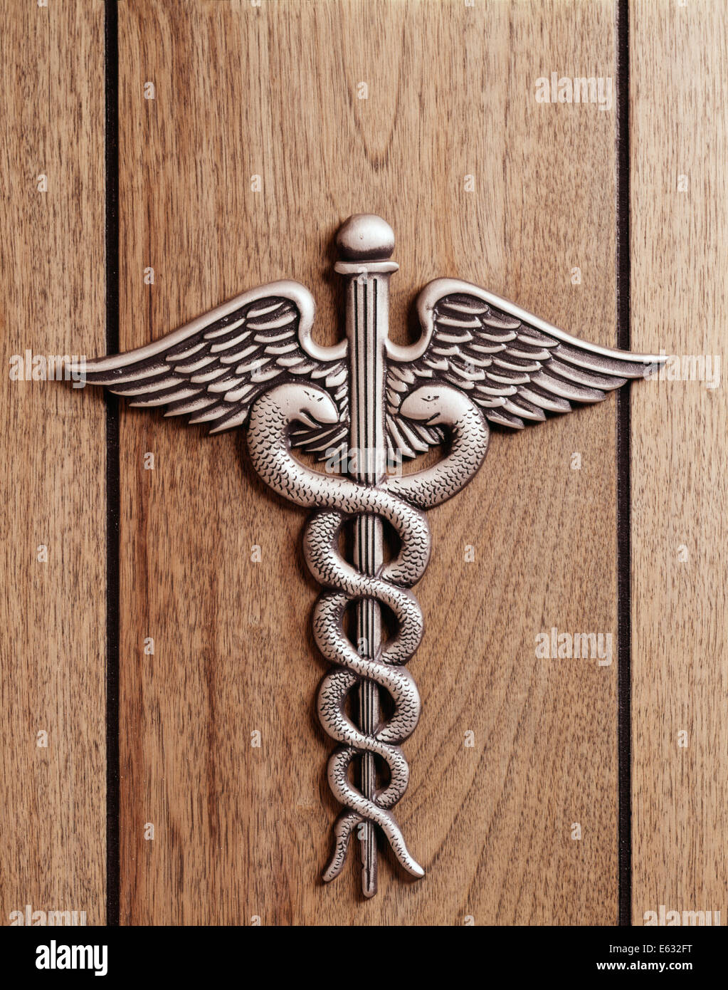 Caduceus Staff Of Hermes Stock Photos & Caduceus Staff Of ...