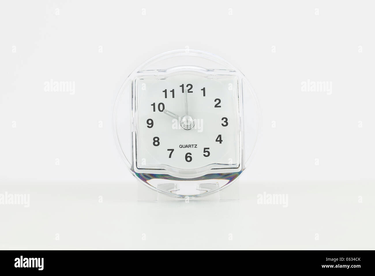 Ten o'clock - Stock Image