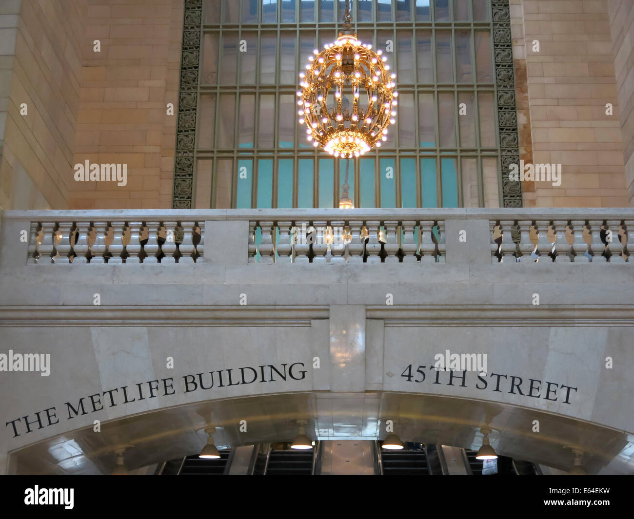 Grand Central Terminal, NYC - Stock Image