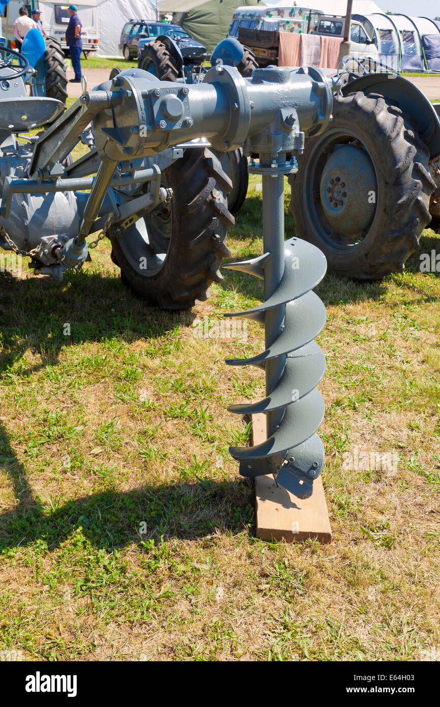 Auger Drill Stock Photos & Auger Drill Stock Images - Alamy