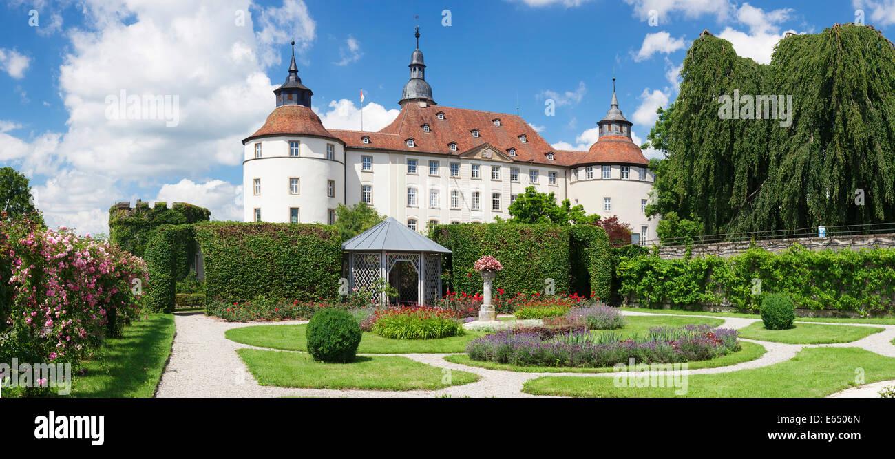 castle langenburg stock photos castle langenburg stock images alamy. Black Bedroom Furniture Sets. Home Design Ideas