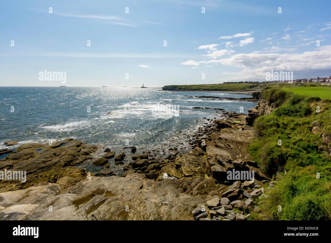 Northeast coast - Stock Image