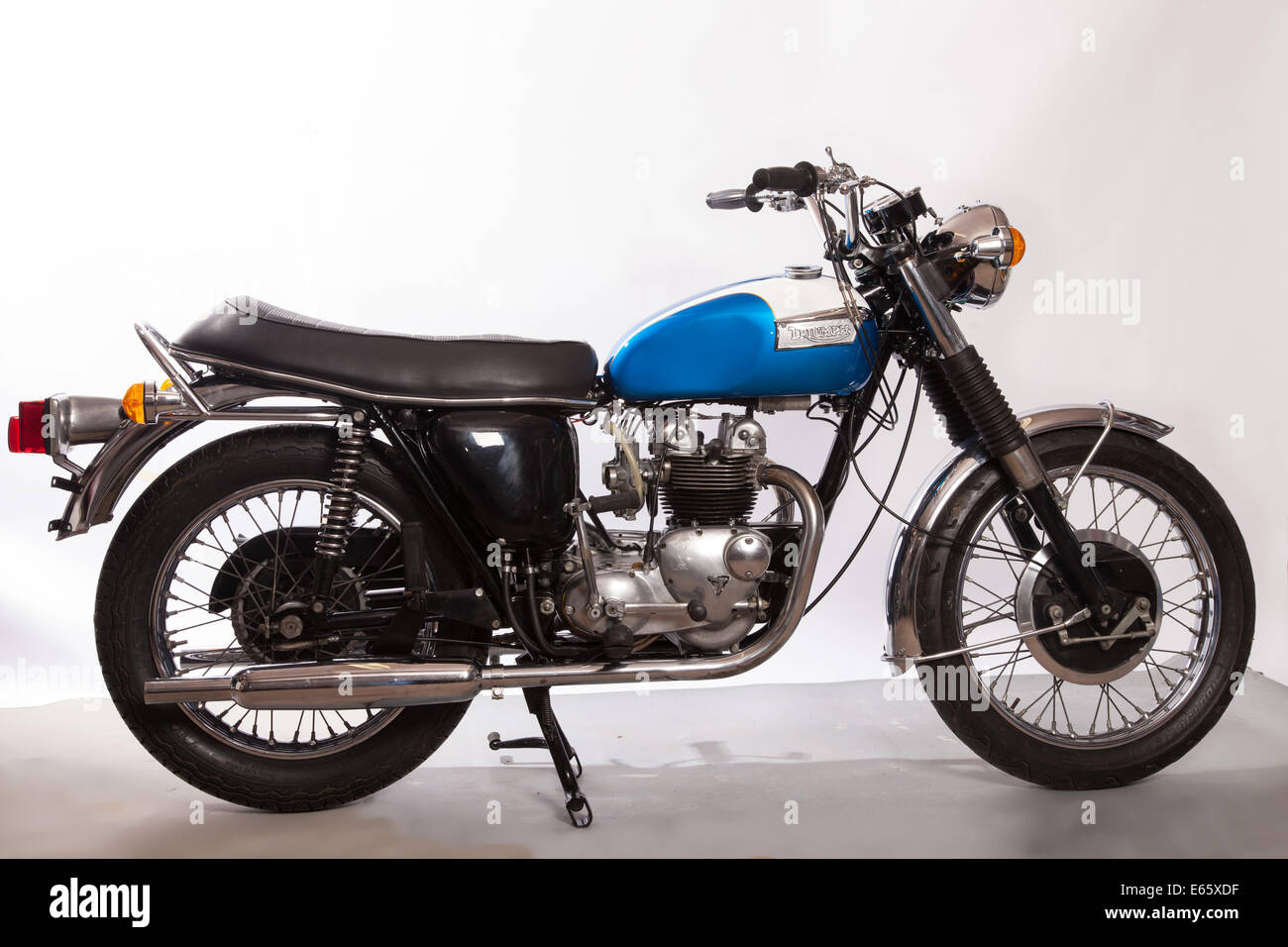 Classic Motorcycle Stock Photos Classic Motorcycle Stock Images