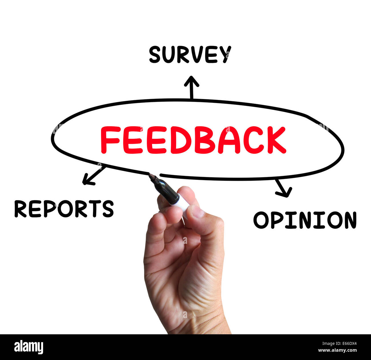 Feedback diagram meaning reports criticism and evaluation stock feedback diagram meaning reports criticism and evaluation ccuart Gallery