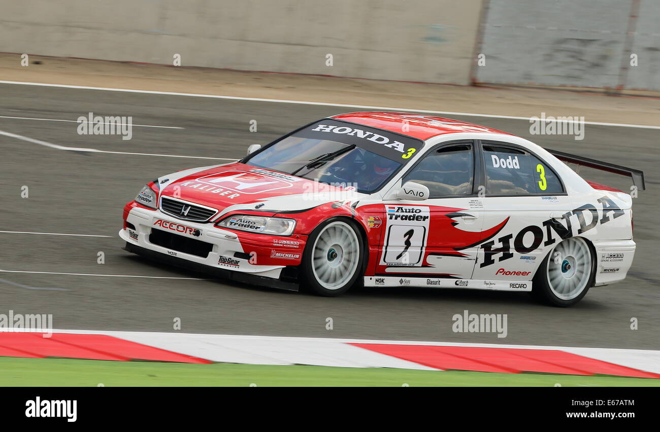 Honda Accord, British Touring Cars - Stock Image