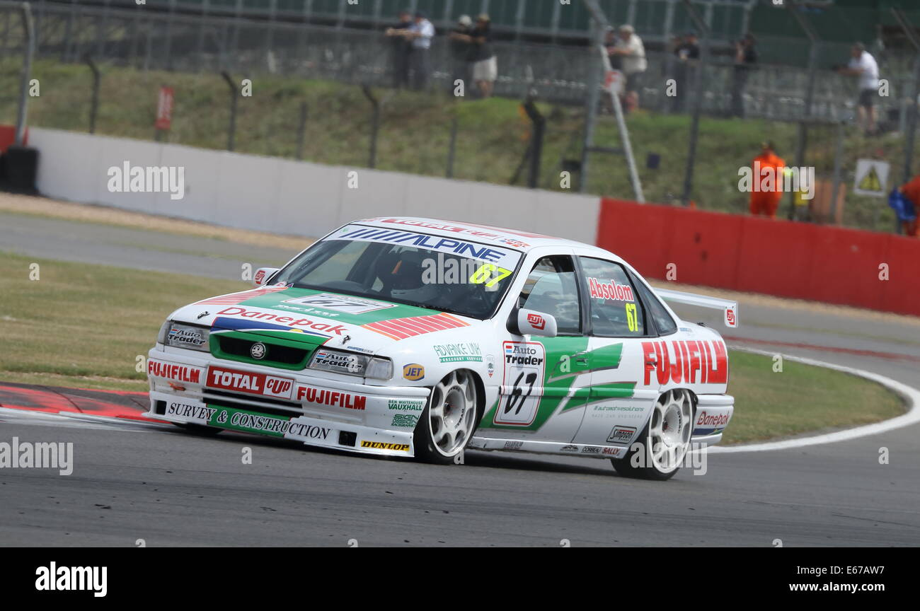 Vauxhall Cavalier, British Touring Cars - Stock Image