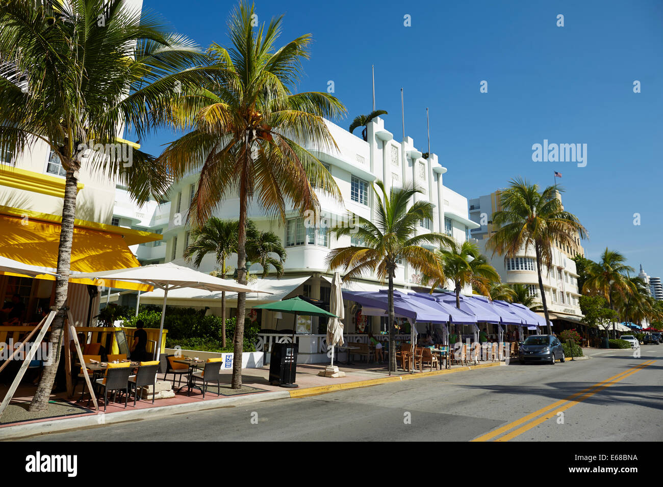 Hotels Ocean Drive Miami Beach