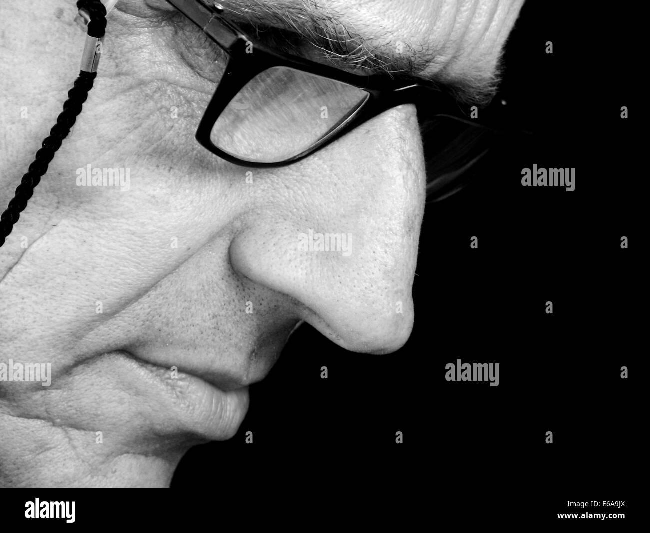 glasses,reading glasses Stock Photo